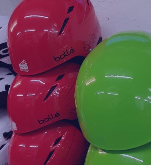 Ski-Helm Kinder