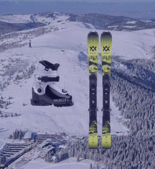 Ski-Set Kinder