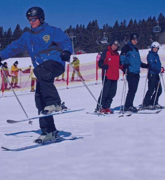 Skikurs Halbtageskurs(e) Erwachsene