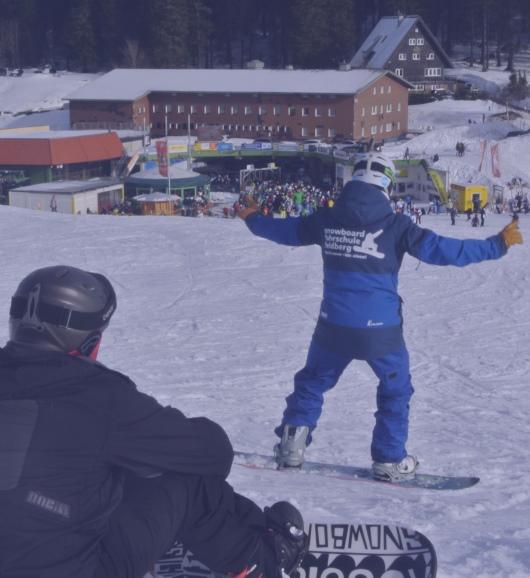 Snowboardkurs 1,5h Einzelstunde(n) SPECIAL
